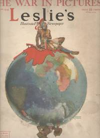 image of Leslies's Illustrated Weekly Newspaper The War in Pictures - February 2,  1918