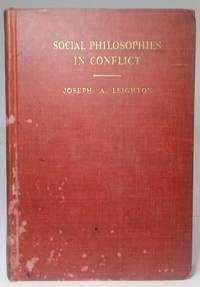 image of Social Philosophies in Conflict. Fascism_Nazism, Communism, Liberal Democracy