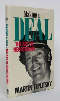 image of Making a Deal: The Art of Negotiating