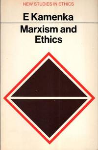 image of Marxism and Ethics (New Studies in Ethics)