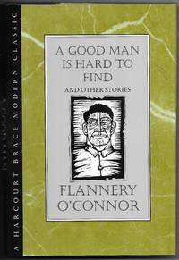 image of A Good Man Is Hard To Find_Other Stories