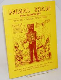 Primal Chaos, Issue #8, October 1993. Special Halloween Issue!