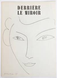 Derrière le miroir, numéro 46, mai 1952 : Matisse