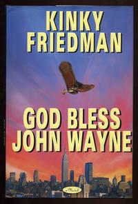 image of God Bless John Wayne