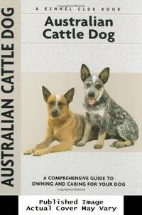 image of Australian Cattle Dog (Comprehensive Owner's Guide)