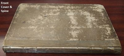 Charleston, SC: Self-published, 1839. Hardcover. 1842 printing. Octavo, 240pp in publisher's paper b...