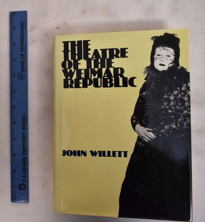 New York: Holmes & Meier, 1988. Hardcover. VG+. light black scratches to bottom textblock fore-edge....