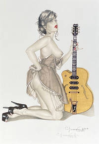 image of Guitar - Limited Edition Print (Signed)