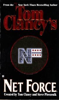 Tom Clancy's Net Force by  Steve  Tom; Pieczenik - Paperback - 1999 - from Kayleighbug Books and Biblio.com