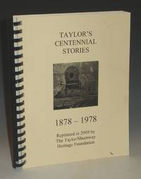 image of Taylor's Centennial Stories,  1878-1978