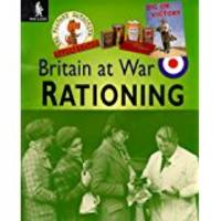 Rationing (History Detective Investigates: Britain at War) by Parsons, Martin; Hook, Richard - 1999