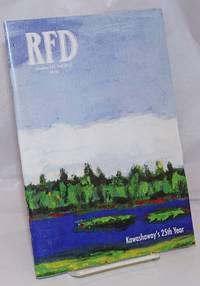 image of RFD: Radical Faerie Digest; #151 Fall, 2012, vol. 39,  #1; Kawashaway's 25th Year