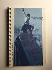 The 1976 Peace Calendar to secure peace and liberty Creative Nonviolence in the American Past