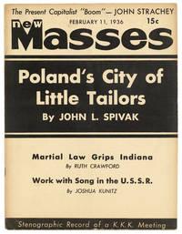 New Masses - Vol.XVIII, No.7 (February 11, 1936)