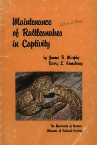 Maintenance of Rattlesnakes in Captivity