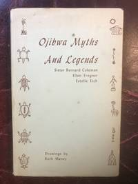 Ojibwa Myths And Legends