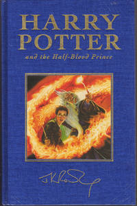 Harry Potter and the Half-Blood Prince Deluxe UK Special Edition (First edition, first printing)