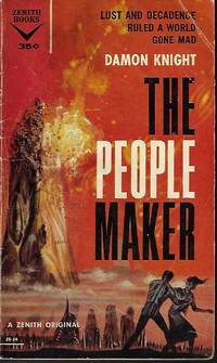 """image of THE PEOPLE MAKER (Originally """"A For Anything"""" in Fantasy And Science Fiction Magazine)"""