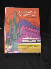Railroads of Arizona, vol. I : the southern roads