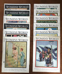Girl Campers: Woman's World for 1935 [Rare set of entire year] [Patricia Highsmith's Debut...