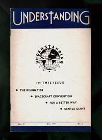 Understanding - May, 1957.  UFO, New Age / from the Collection of Max Miller
