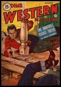 DIME WESTERN - Volume 34, number 39 - December 1945