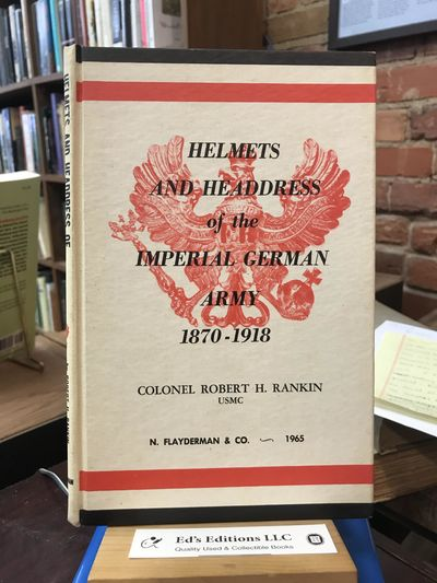 N. Flayderman, 1965-01-01. Hardcover. Good. No dust jacket. Boards have minor wear. Clean, has a goo...