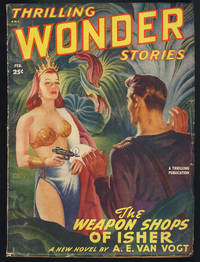 The Weapon Shops of Isher in Thrilling Wonder Stories February 1949