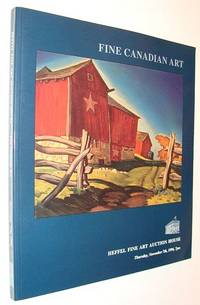 Fine Canadian Art - Heffel Auction Catalogue, Thursday, November 7th, 1996, Vancouver