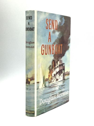 London: Jarrolds, 1960. First Edition. Hardcover. Very good/Very good. The author's third novel, a n...