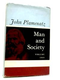 Man and Society: Volume II