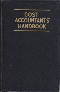 COST ACCOUNTANTS' HANDBOOK
