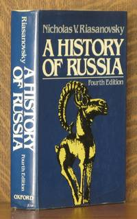 A History of Russia by Nicholas Valentine Riasanovsky - Hardcover - Fourth edition - 1984 - from Andre Strong Bookseller and Biblio.com