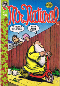 Mr. Natural No. 2 by  Robert Crumb - First Printing - 1971 - from Third Mind Books (SKU: 2226)