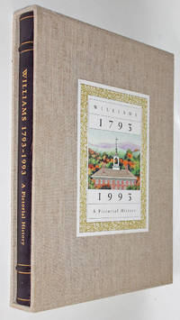 Williams 1793 - 1993: A Pictorial History. Deluxe Limited  Edition.