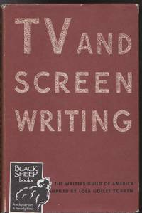 image of TV and Screen Writing