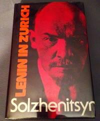 image of Lenin in Zurich