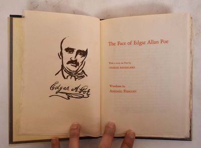 South Norwalk, CT: , 1959. Hardcover. VG+ Mint Condition (signed by artist on ffep and colophon). Bl...