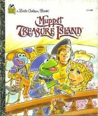 Muppet Treasure Island (Little Golden Book)