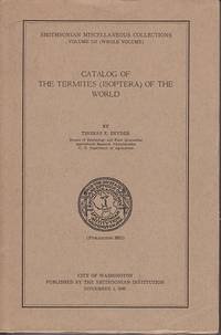 image of Catalog of The Termites (Isoptera) of the World