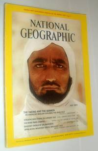 National Geographic Magazine Vol 142 No 1. July 1972