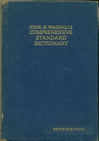 THE COMPREHENSIVE STANDARD DICTIONARY OF THE ENGLISH LANGUAGE (1934 Revised Edition)