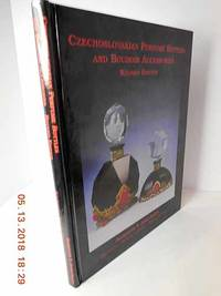 Czechoslovakian Perfume Bottles and Boudoir Accessories,