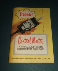 image of Presto Control Master Appliances Recipe Book