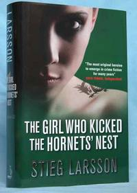 image of The Girl Who Kicked the Hornets' Nest