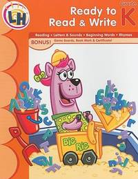 image of Skil Builders - Ready to Read & Write Grade K (Skill Builders Language)