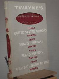 Brendan Behan [Twayne's World Authors Series]