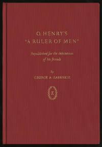 O. HENRY'S A RULER OF MEN