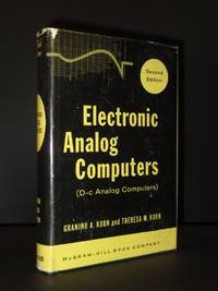 Electronic Analog Computers (D-c Analog Computers)
