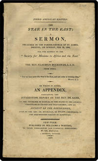The star in the east; a sermon preached in the Parish-Church of St. James, Bristol, on Sunday, Feb. 26, 1809.